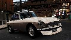 MGB GT 1965
