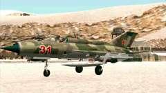 MiG 21 der sowjetischen Luftwaffe