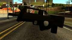 Assault SMG from GTA 5 für GTA San Andreas