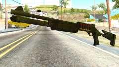 Shotgun from Global Ops: Commando Libya pour GTA San Andreas