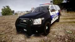 Chevrolet Tahoe 2010 Police Algonquin [ELS] für GTA 4