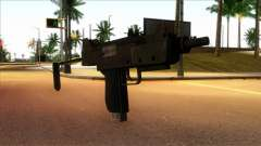 Micro SMG from GTA 5 pour GTA San Andreas