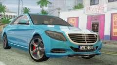 Mercedes-Benz S350 2015 Bluetec