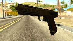 AP Pistol from GTA 5