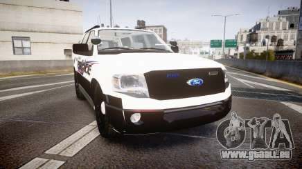 Ford Expedition 2010 Delta Police [ELS] pour GTA 4