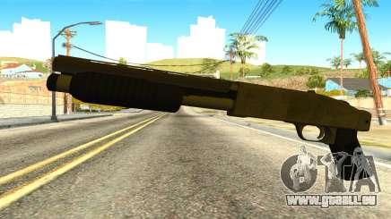 Sawnoff Shotgun from GTA 5 pour GTA San Andreas