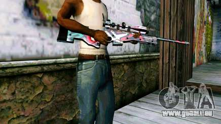 AWP L96A1 (Looney) pour GTA San Andreas