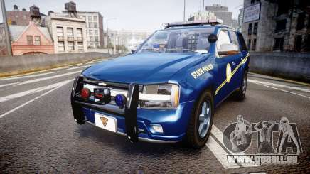 Chevrolet Trailblazer Virginia State Police ELS für GTA 4