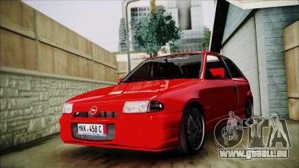 Opel Astra GSI BG pour GTA San Andreas