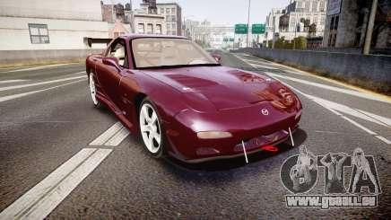 Mazda RX-7 Custom pour GTA 4