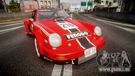 Porsche 911 Carrera RSR 3.0 1974 PJ216 für GTA 4