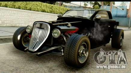 GTA 5 Hotknife IVF pour GTA San Andreas