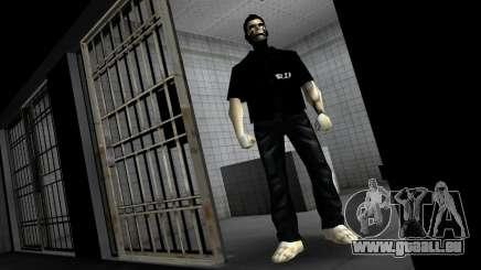 Death Skin pour GTA Vice City