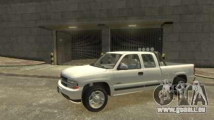 Chevrolet Silverado 1500 für GTA 4