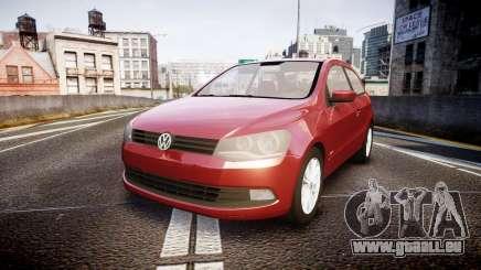 Volkswagen Gol G6 iTrend 2014 rims1 für GTA 4