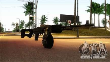 RPK from Kuma War für GTA San Andreas
