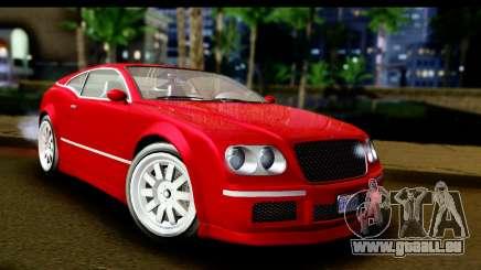 GTA 5 Enus Cognoscenti Cabrio IVF für GTA San Andreas
