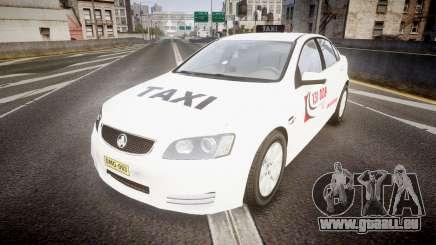 Holden Commodore Omega Queensland Taxi v3.0 für GTA 4