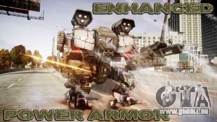 Enhanced Power Armor pour GTA 4