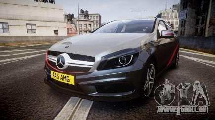 Mersedes-Benz A45 AMG PJs2 pour GTA 4