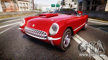 Chevrolet Corvette C1 1953 race für GTA 4