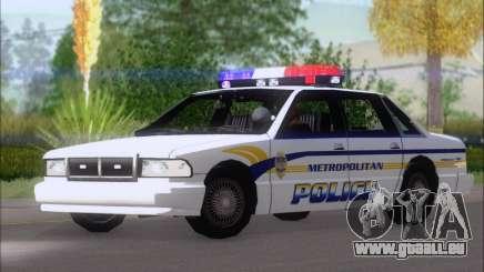 Police LS Metropolitan Police pour GTA San Andreas
