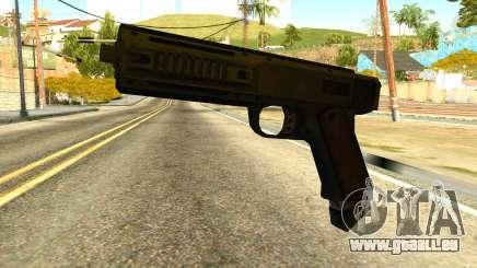 AP Pistol from GTA 5 für GTA San Andreas