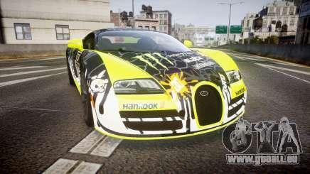 Bugatti Veyron Super Sport 2011 [EPM] Ken Block für GTA 4
