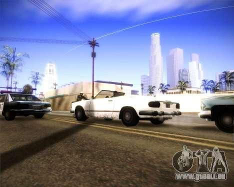 Glazed Graphics pour GTA San Andreas troisième écran