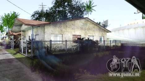 Miami Sunset ENB pour GTA San Andreas quatrième écran