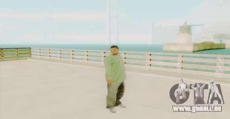 Ghetto Skin Pack pour GTA San Andreas douzième écran