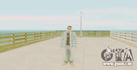 Ghetto Skin Pack pour GTA San Andreas cinquième écran