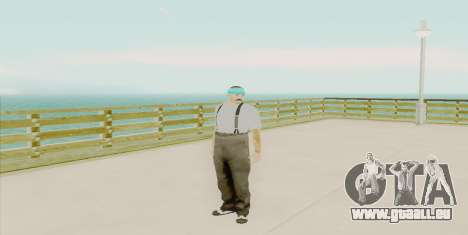 Ghetto Skin Pack pour GTA San Andreas