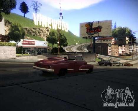 Glazed Graphics für GTA San Andreas her Screenshot