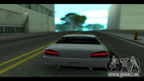 Elegy für GTA San Andreas linke Ansicht