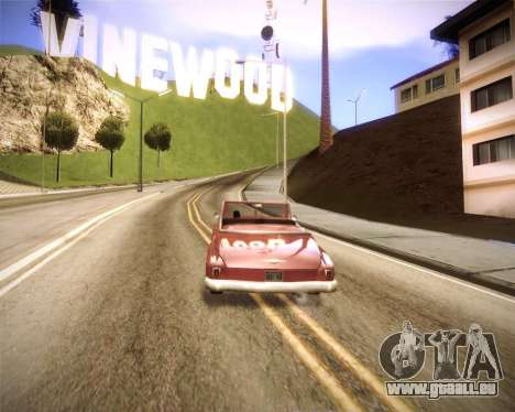 Glazed Graphics pour GTA San Andreas