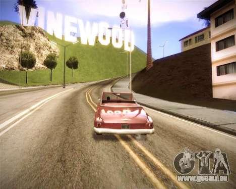 Glazed Graphics für GTA San Andreas