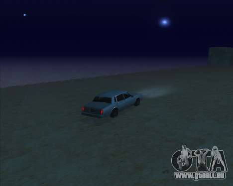 ENBSeries NEW Perfect Effects für GTA San Andreas her Screenshot