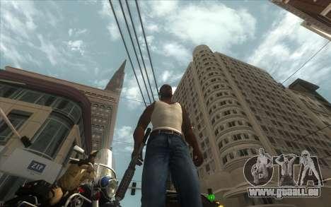 Classic Dark ENB für GTA San Andreas