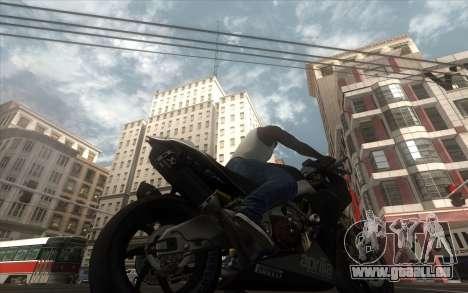 Classic Dark ENB pour GTA San Andreas deuxième écran