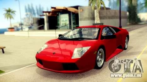 ENB Flash Real Overhaul pour GTA San Andreas deuxième écran