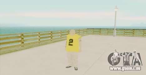 Ghetto Skin Pack für GTA San Andreas achten Screenshot