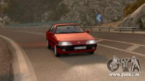 Daewoo Espero 1.5 GLX 1996 pour GTA 4 est un droit