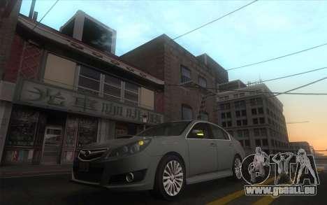 Classic Dark ENB für GTA San Andreas dritten Screenshot