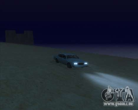 ENBSeries NEW Perfect Effects für GTA San Andreas fünften Screenshot