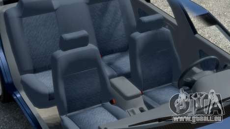 Daewoo Espero 1.5 GLX 1996 für GTA 4-Motor