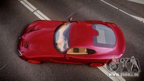 Dodge Viper SRT 2013 rims1 pour GTA 4 est un droit