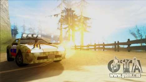 Elegy 23 February pour GTA San Andreas laissé vue