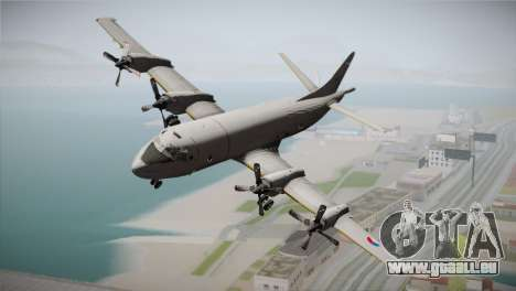 Lockheed P-3 Orion MLD New für GTA San Andreas