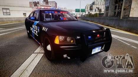 Dodge Charger 2010 Police K9 [ELS] für GTA 4